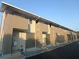 [テラスハウス] 茨城県小美玉市野田 の賃貸【/】の外観