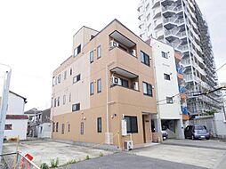 アビタシオン新宿[2階]の外観