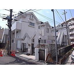 奈良県奈良市芝辻町の賃貸アパートの外観