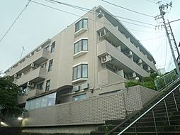 ペガサスマンション百合ヶ丘[3階]の外観