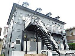 千葉県印旛郡酒々井町東酒々井1丁目の賃貸アパートの外観