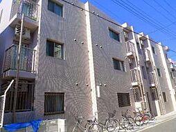 大阪府大阪市福島区野田2丁目の賃貸マンションの外観