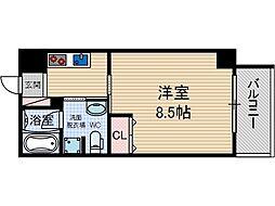 OAZO千里丘[7階]の間取り