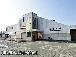 JR総武線 東...