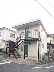 鈴木荘[1階号室]の外観
