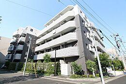平成21年築のホテルライクなマンション