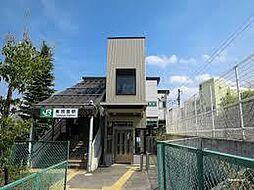 JR仙山線 東...