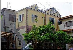 神奈川県横浜市鶴見区下末吉6丁目の賃貸アパートの外観