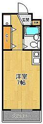 アルファ塚口5[101号室]の間取り