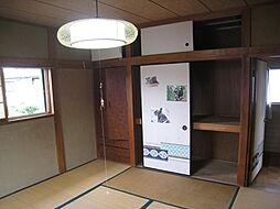 2階8畳和室