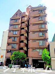 大阪府大阪市天王寺区大道1丁目の賃貸マンションの外観