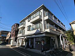 テースト西田中[1階]の外観