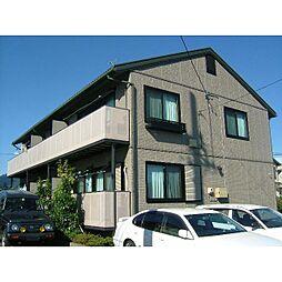 静岡県静岡市駿河区下川原の賃貸アパートの外観
