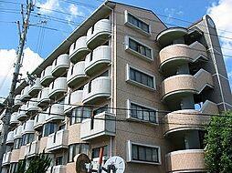 ジャルダン三田2番館[608号室]の外観