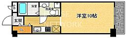 上桂くめマンション[208号室号室]の間取り