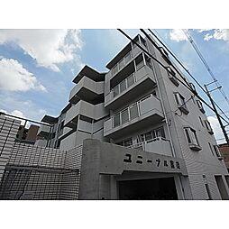 奈良県奈良市富雄元町の賃貸マンションの外観