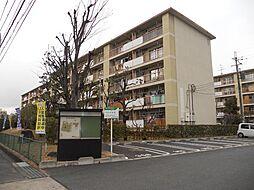 奈良県大和郡山市西野垣内町の賃貸マンションの外観