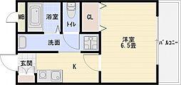 パブリックマンション2[2階]の間取り
