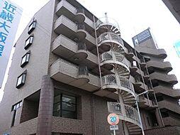 茶佐ビル[6階]の外観