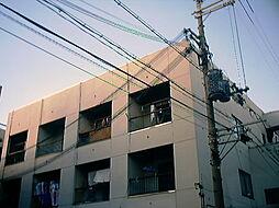 第一富士マンション[3階]の外観