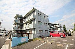 愛知県名古屋市中川区西中島1丁目の賃貸アパートの外観