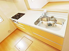 スライド収納、浄水機能付水栓