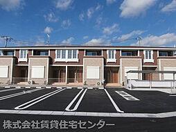 JR阪和線 紀伊駅 徒歩23分の賃貸アパート