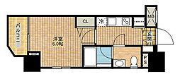 ロアール武蔵新城[304号室]の間取り