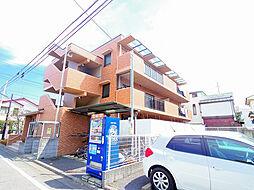 カーサ新所沢II[3階]の外観