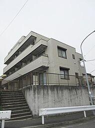 タウンコートヨコハマ[3階]の外観