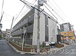 東武伊勢崎線 越谷駅 徒歩3分の賃貸アパート
