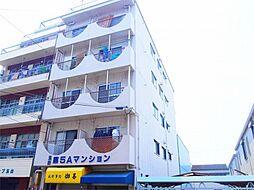 玉出第5Aマンション[3階]の外観