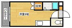 K'sメゾン[203号室号室]の間取り