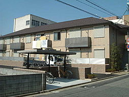 CASA学園町[103号室]の外観