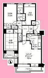 パークハイツ本厚木 807号室(営業1課)