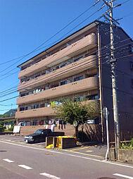 ヴァンヴェール赤坂[505号室]の外観