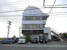 愛知県日進市本郷町前川の賃貸マンションの外観