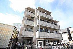 愛知県豊田市喜多町6丁目の賃貸アパートの外観