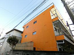 兵庫県神戸市長田区西山町4丁目の賃貸マンションの外観