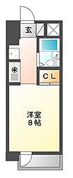 FIRST尼ヶ坂[2階]の間取り