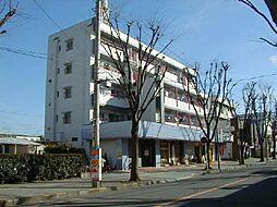 芦山ビル[502号室]の外観