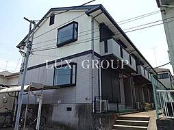 [テラスハウス] 東京都八王子市緑町 の賃貸【/】の外観