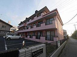 埼玉県春日部市豊町2丁目の賃貸マンションの外観