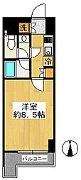 ルーブル亀戸[7階]の間取り