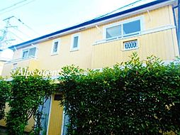 神奈川県横浜市中区小港町3丁目の賃貸アパートの外観