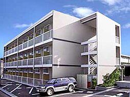 神奈川県川崎市宮前区東有馬3丁目の賃貸マンションの外観