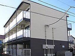 千葉県市川市大洲1丁目の賃貸マンションの外観
