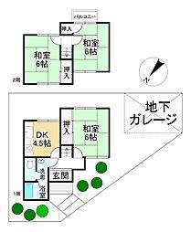 山科駅 1,480万円