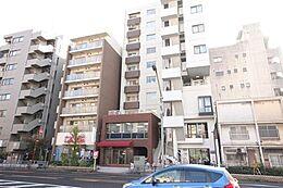 昭和56年1月築。人気の浅草橋エリア。都心へのアクセスも良好です。