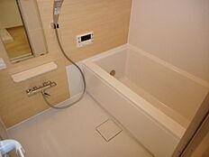 サイズ感のある浴室はグレードも高めです。